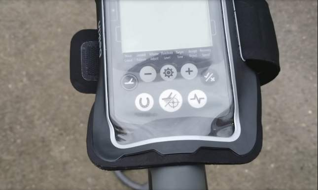 Minelab Equinox 600-800 Protective Screen Cover