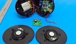 Opening the Makro / Nokta wireless headphones