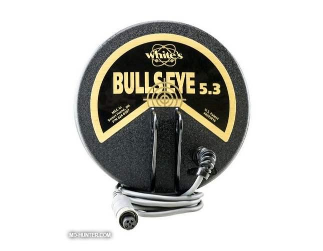 Whites 5.3 Bullseye (6x6)