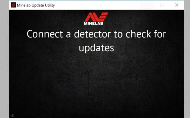 Minelab Equinox 600/800: software updates