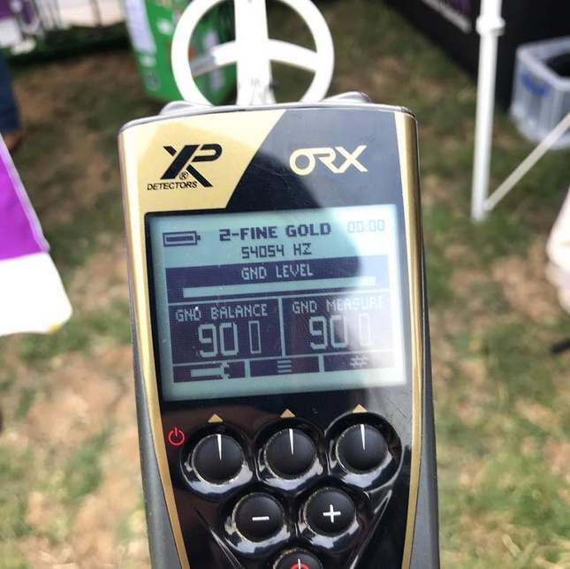 XP ORX (XP Deus clone). NEW 2018