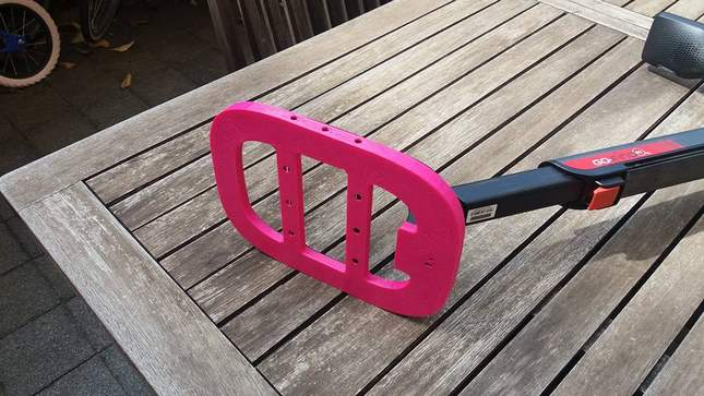 Cool 3D Printed Coil Cover for Minelab Go-Find