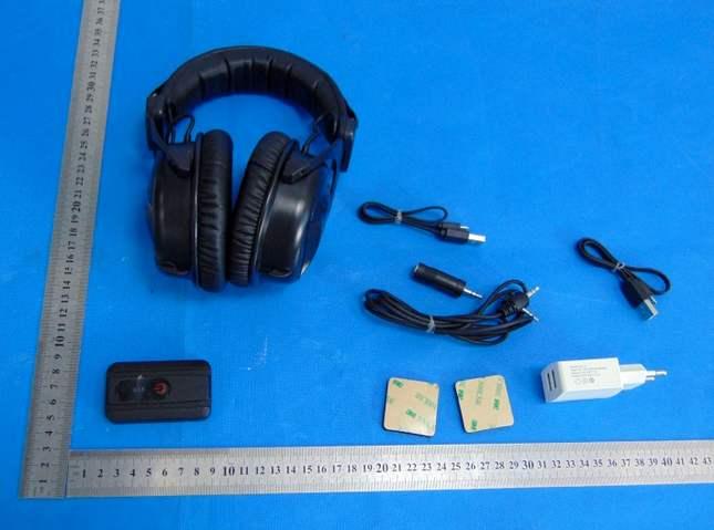 Opening the Deteknix WF PRO (wireless headphones)