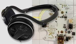 Opening the XP WSA wireless headphones (for XP ORX)