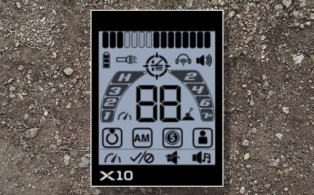 Quest X10 metal detector. NEW 2019 (+ clarification)