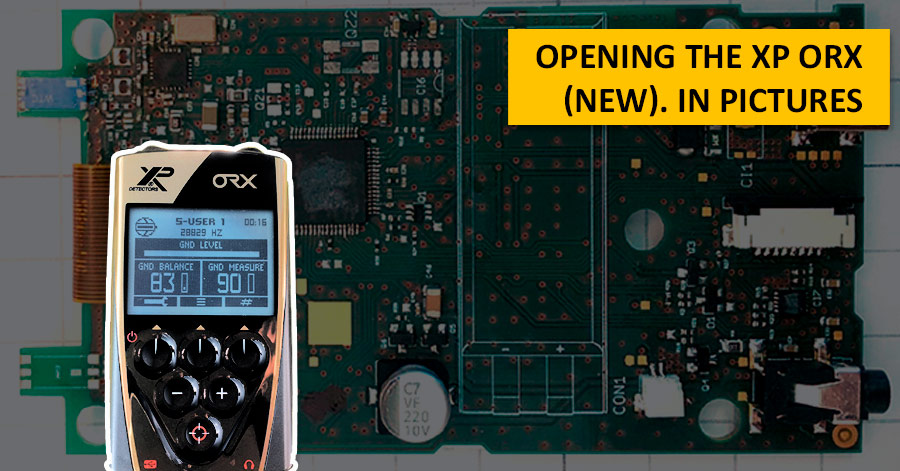 XP ORX teardown (new). In pictures