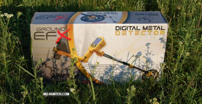 Ground EFX MX 100