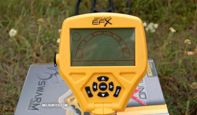 Ground EFX MX 100e