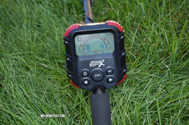 Ground EFX MX60