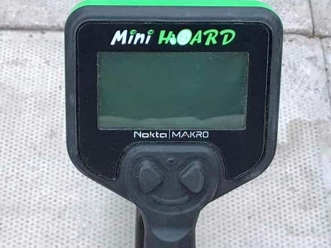 Nokta Mini Hoard